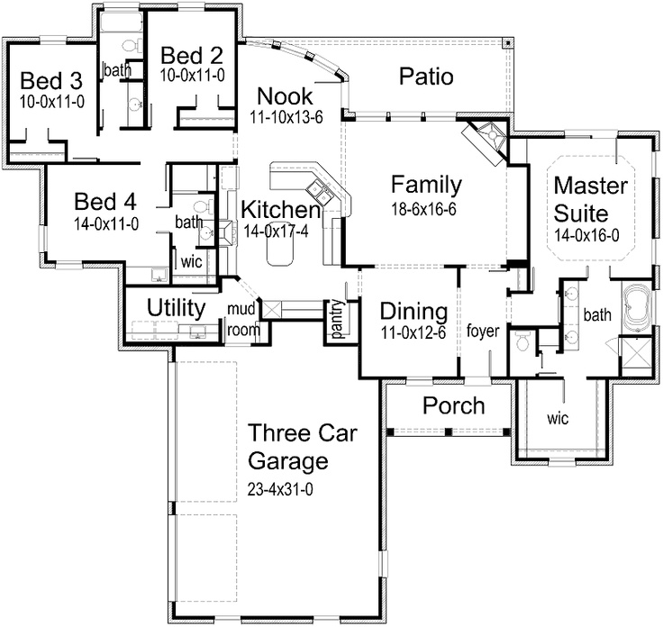 House plans by korel home designs new home ideas for Korel home designs