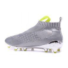 2016 Adidas Ace16+ Purecontrol FG-AG Botas De Futbol Silver