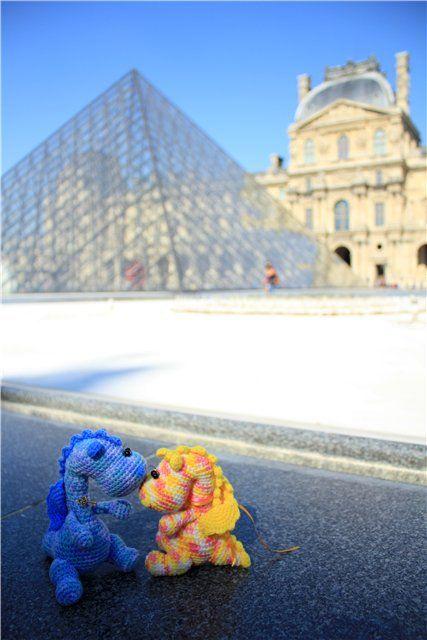 Ах, Париж, мой Париж ...или Драконы в Париже!!. Обсуждение на LiveInternet - Российский Сервис Онлайн-Дневников