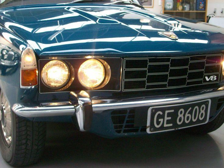 1972 Rover 3500 P6B V8