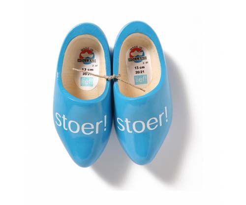 Family Baby Dutch Wooden Shoe