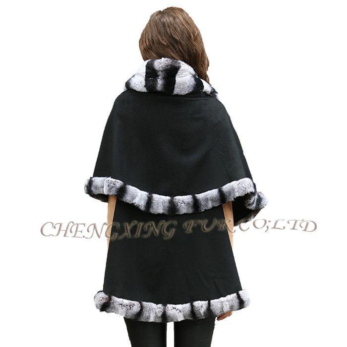 Cx b p 60 зимы женщин роскошные рекс кролика окрашенные , как меха шиншиллы шаль пашмины купить на AliExpress