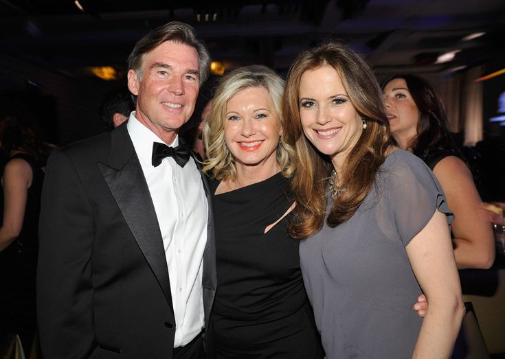 John Easterling is Olivia Newton John's Husband (Bio, Wiki)