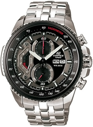 THE SUPPLY SHOPPE - Product - CW469 BLACK STAINLESS STEEL EDIFICE RETRO (EF-558D-1AVDF)