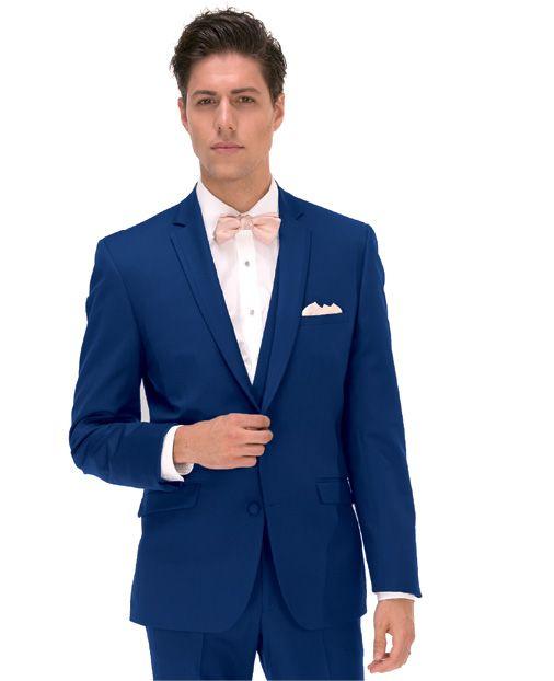 Collins Formal Wear - Super Blue by GiNovi  http://www.collinsformalwear.com/catalogue.html