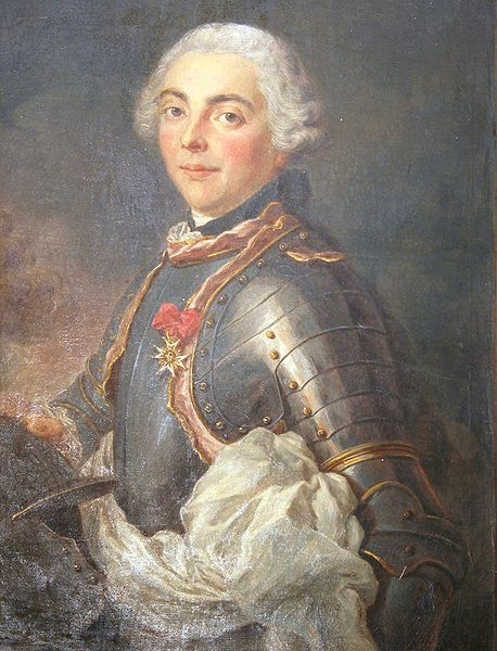 Athanase Louis Marie de Loménie, Comte de Brienne, 1730 – 10 May 1794, by guillotine. His son, François-Alexandre-Antoine Lomenie, Vicomte de Brienne, commanding officer of the 12th regiment of chasseur à cheval,  was also guillotined at the age of 36 years.