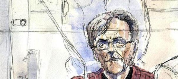 Procès du Dr Krombach par Benoit Peyrucq