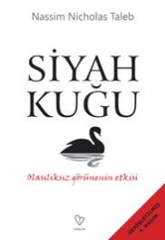 Siyah Kuğu - Nassim Nicholas Taleb - Varlık Yayınları