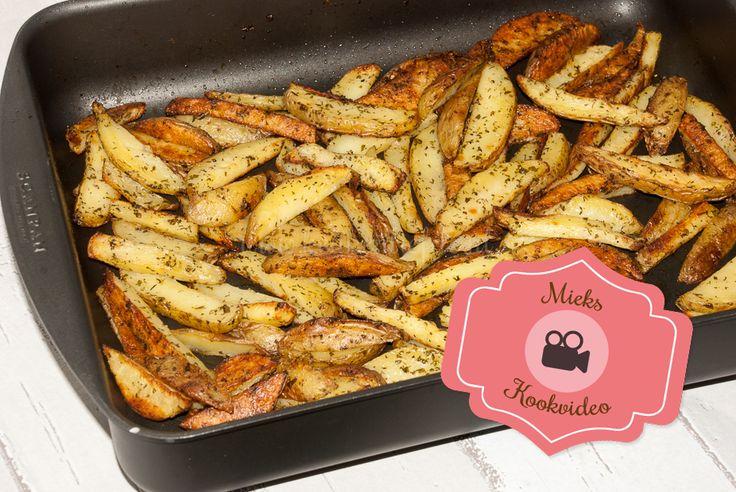 Video: Ranch potatoes uit de oven - Keuken♥Liefde