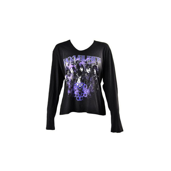 Black Veil Brides Rise hoodie - womens hoodys - band merch - BVB... ($40) ❤ liked on Polyvore