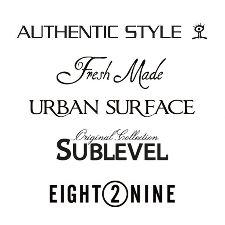 Authentic Style brands voor dames bij United Fashion Outlet (Fresh Made, Urban Surface, Sublevel, Eight2Nine)