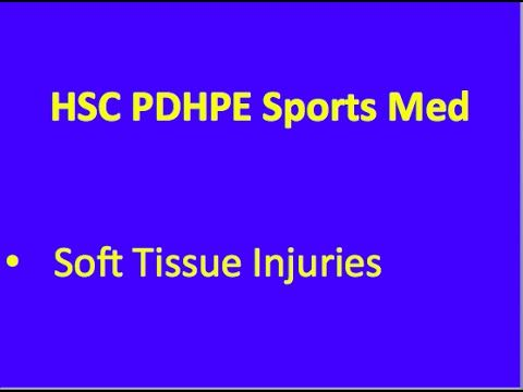 HSC PDHPE Sports Medicine Taping and Bandaging - YouTube
