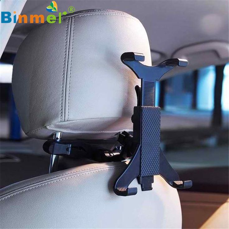 Factory Price Binmer Hot Selling Car Back Seat Headrest Mount Holder for iPad 2/3/4/5 Galaxy Tablet PCs Free Shipping