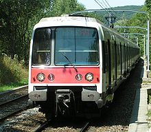 Ligne B du RER d'Île-de-France — Wikipédia