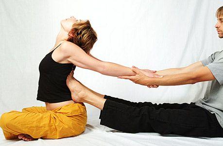 nude thai yoga massage