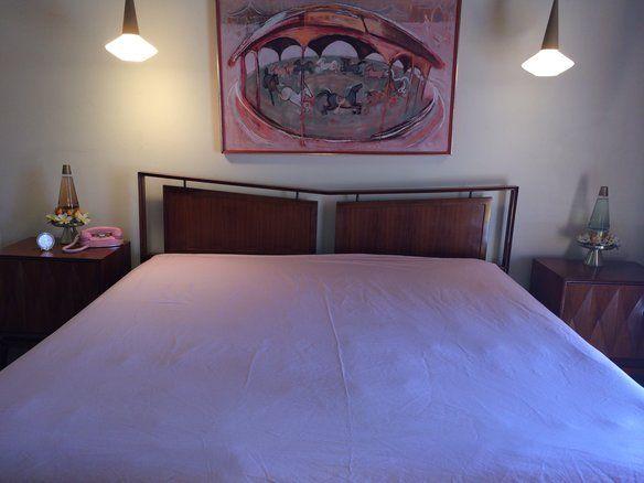 Don Drapers Mid Century Complete Bedroom Set Teak