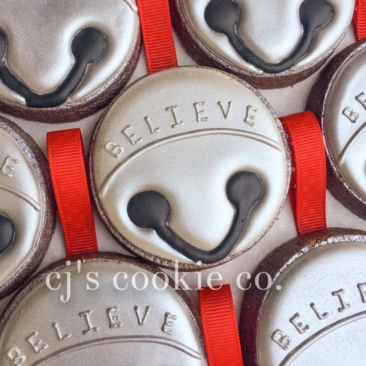 CJ's Cookie Co. - Going on a Polar Express train ride is my...