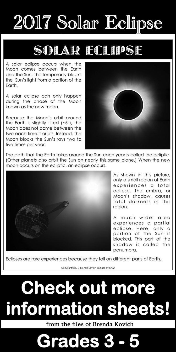 Colouring sheets of the lunar eclipse - Get Ready For The Solar Eclipse Check Out This Free Resource And More At Enjoy