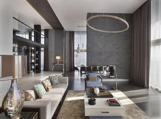 Le Méridien Istanbul Etiler—Presidential Suite Living by LeMeridien Hotels and Resorts, via Flickr