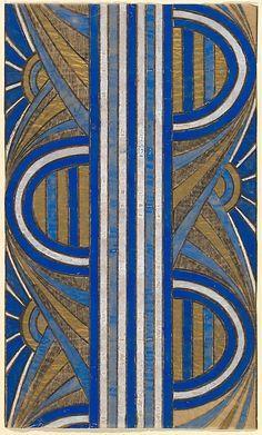 French, 20th century, Art Decó