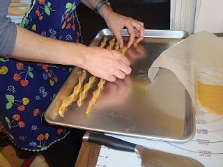 Delicious cheese sticks