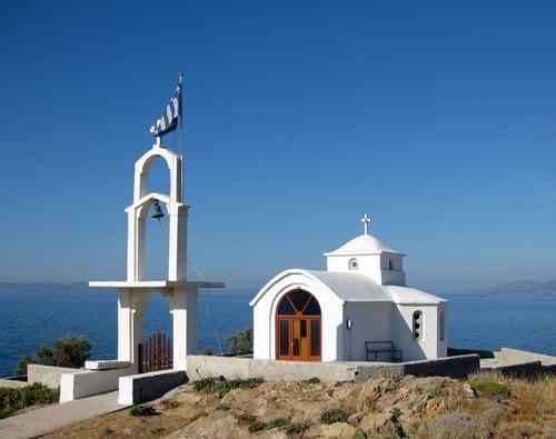 Lesvos: Gavathas church