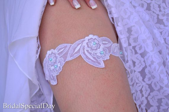 Hey, I found this really awesome Etsy listing at https://www.etsy.com/listing/152126045/white-lace-wedding-garter-bridal-garter