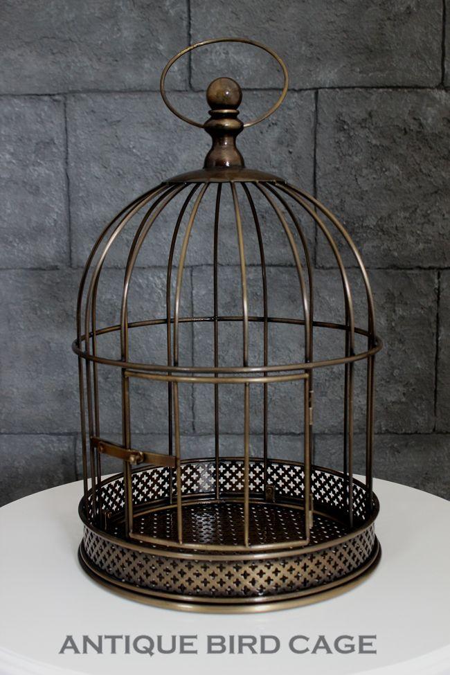 【楽天市場】鳥かご アンティーク加工 アイアン 鳥カゴ インテリア:STUDIO STEEL
