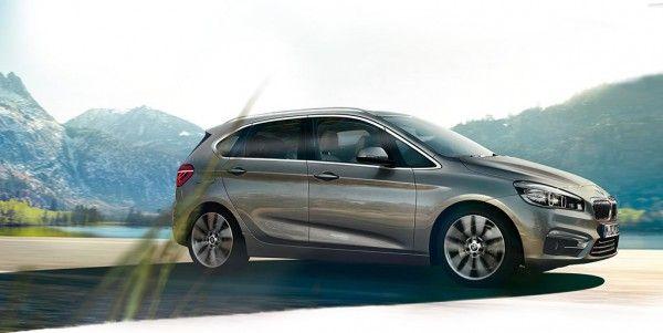 Vyhrajte úplne nové BMW 2 Active Tourier na celý rok