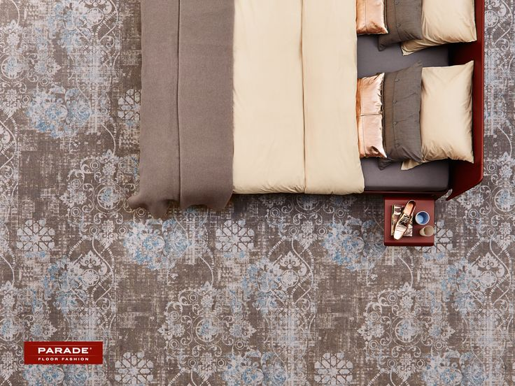 Een #vintage vloerkleed dat perfect bij je stijl past.