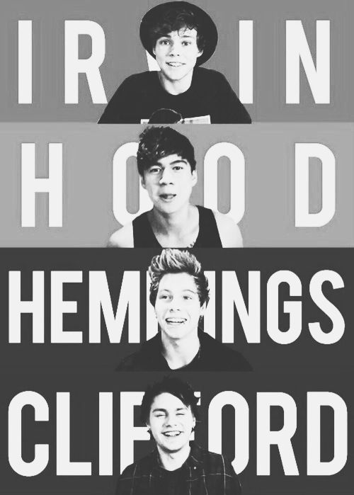 4 Australian idiots have stolen my heart I've already posted this 5 times but what the heck