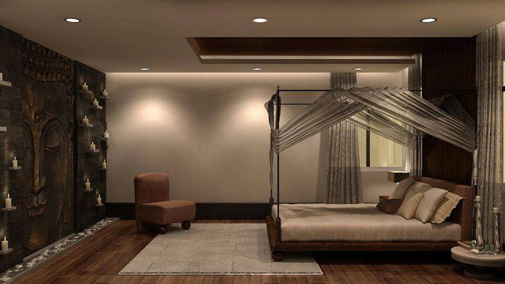 Bed Room Design by iNDecor Studio Team