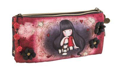 Santoro London - Pouzdro/Kosmetická taška - Gorjuss - The Collector 2