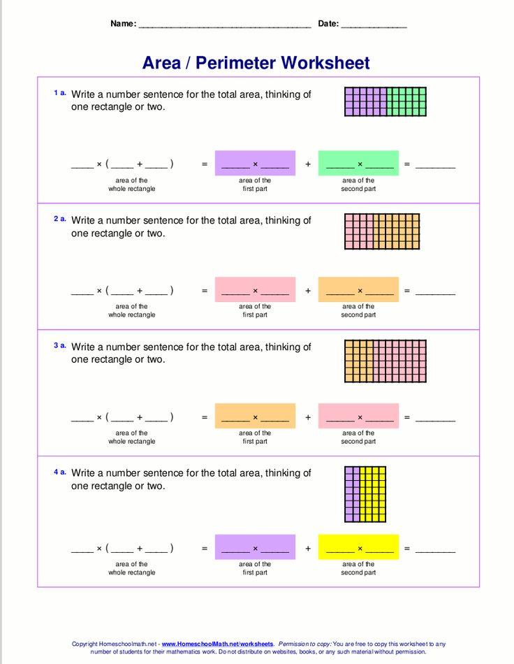 Distributive property 5th grade activities