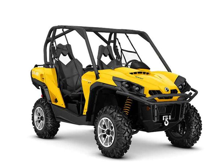 New 2016 Can-Am Commander XT 1000 ATVs For Sale in North Carolina. 2016 Can-Am Commander XT 1000,