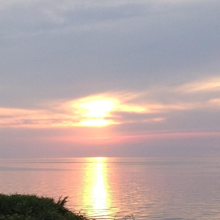 Niagara-on-the-Lake Sunset: May 2012