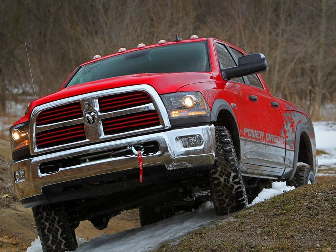 14 best Ram Trucks 1500 2500