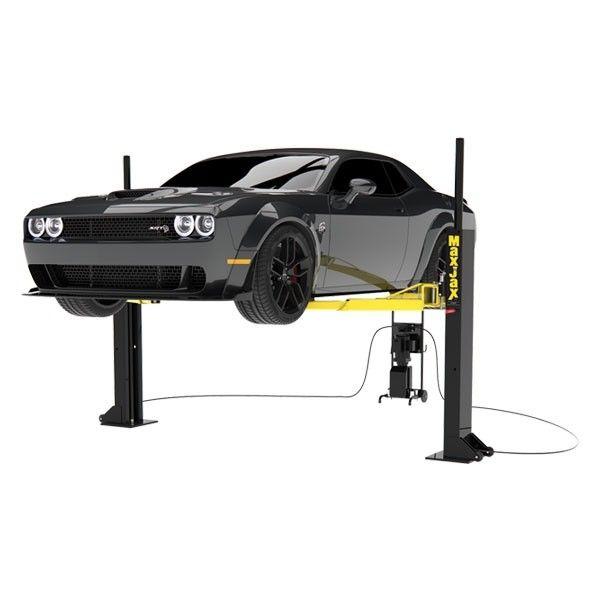 MaxJax 2-Post Car Lifts for Home Garage Use | Portable car ...