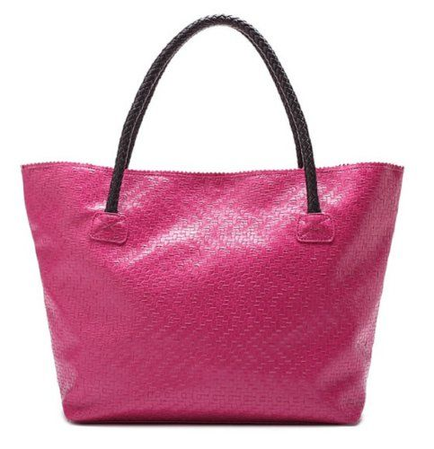 "Angebot! Strandtasche, Shoppingbag, 44×30×22, Leder-Optik ""Exotic Island"" Top Stylisch, Elegant (Pink) Feel Young http://www.amazon.de/dp/B006FUQ0IA/ref=cm_sw_r_pi_dp_e-j5vb1DQNZES"