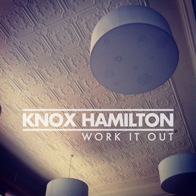 """""""Work It Out"""" by Knox Hamilton was added to my Discover Weekly playlist on Spotify"""