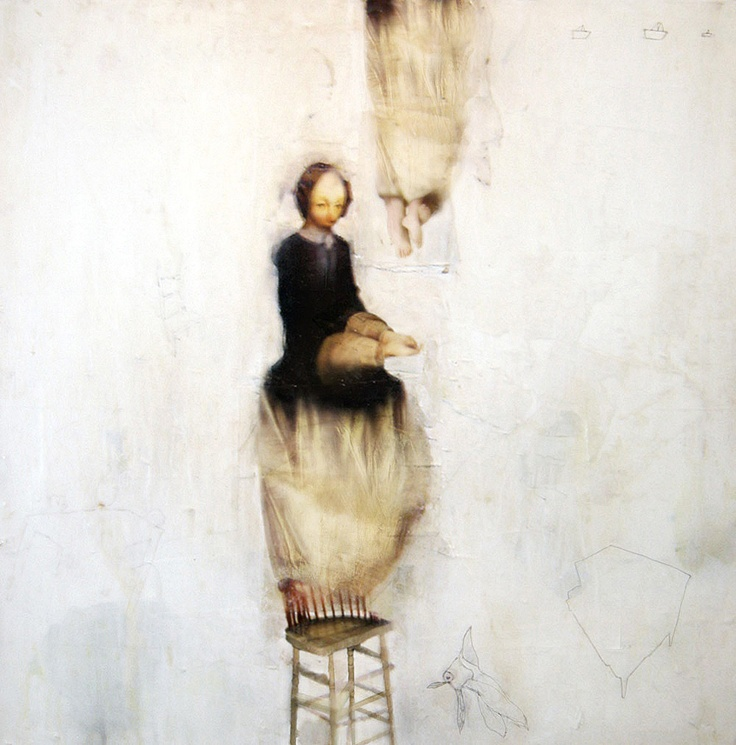 Chris Berens - portrait of a lady