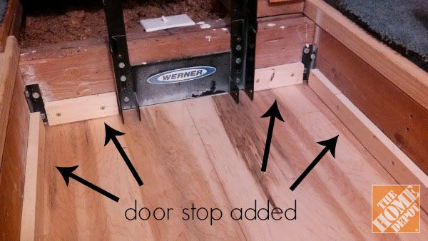 attic door ideas - 25 best ideas about Attic Access Door on Pinterest