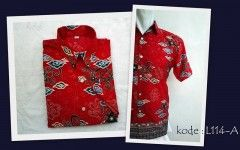 PUSPA BATIK L114-A | www.gloryfashion.net