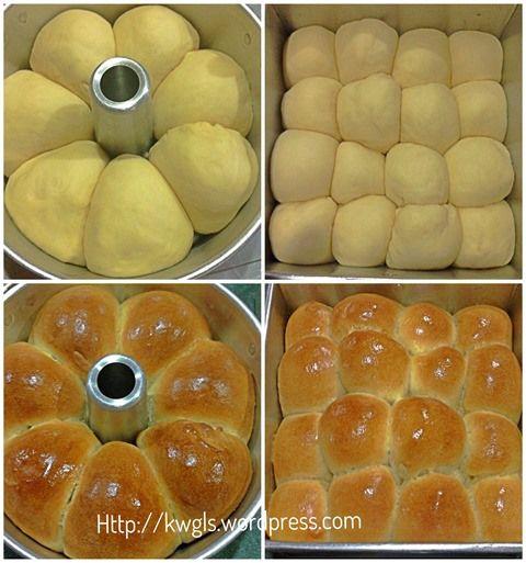 Creams and Milk Make These Buns Worth To Try –Hokkaido Soft Milk Buns | GUAI SHU SHU
