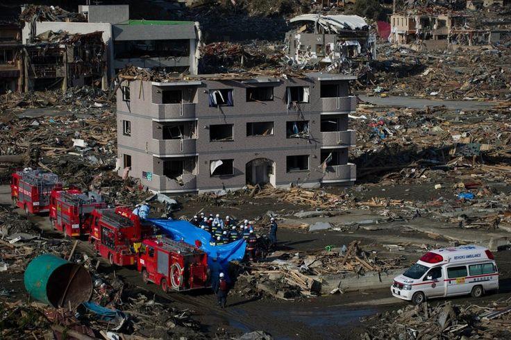Rikuzentakata po tsunami z 2011 r. (fot. Warren Antiola / flick.com / CC BY-NC-ND 2.0)