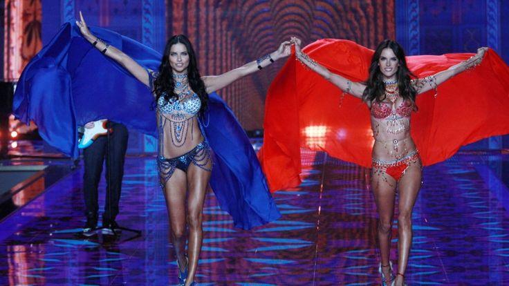 """Solid Gold –Dalam kasus anda tidak terjawab itu. Alessandra Ambrosio dan Adriana Lima Akan Olimpiade """"Kontributor Budaya"""" [Orang] malaikat Victoria Secret dan Brazil-pribumi Ales…"""