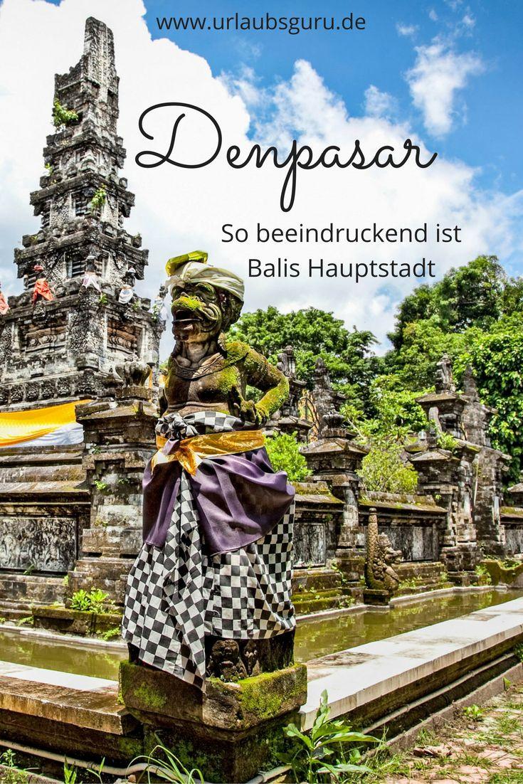 Ob Backpacking oder Honeymoon – Bali ist hoch im Kurs. Zwischen Inselhopping und Verwöhnprogramm im Luxusresort solltet ihr unbedingt ein paar Tage Zeit einplanen, um die Hauptstadt Denpasar zu besuchen. Warum, das erfahrt ihr hier.