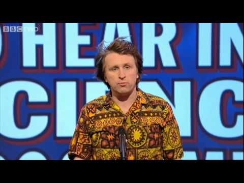 http://www.bbc.co.uk/programmes/b00qs8c9    Dara O Briain and regulars Hugh Dennis, Russell Howard and Andy Parsons frisk another suspicious-looking week and uncover guests Milton Jones, Jack Whitehall and Holly Walsh.