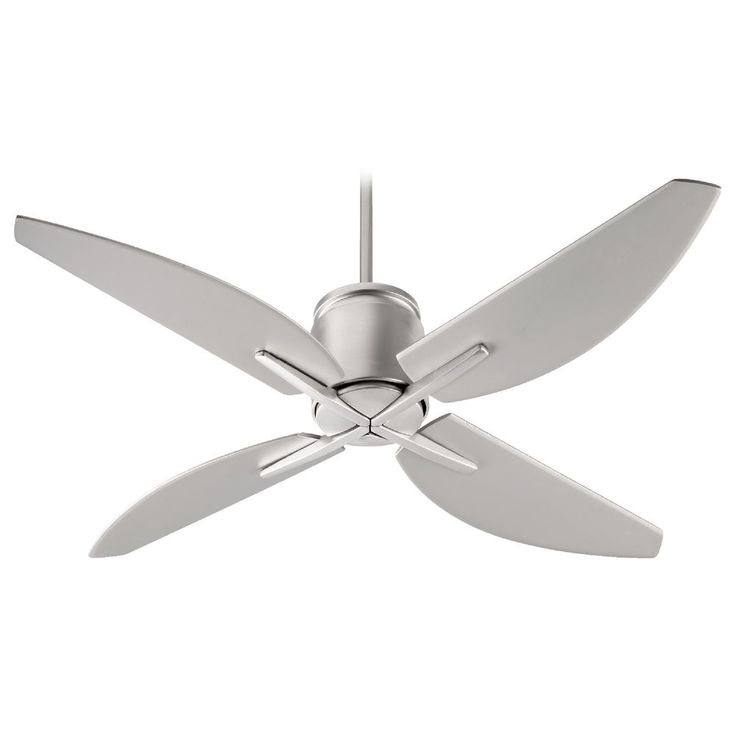 silver ceiling fans without lights | winda 7 furniture