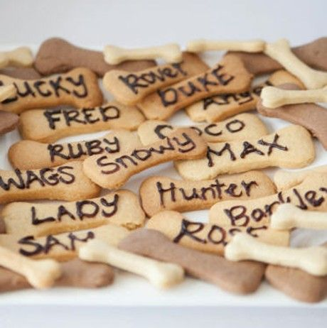 Hairy Maclary party - Parties | OHbaby! - Named biscuits!
